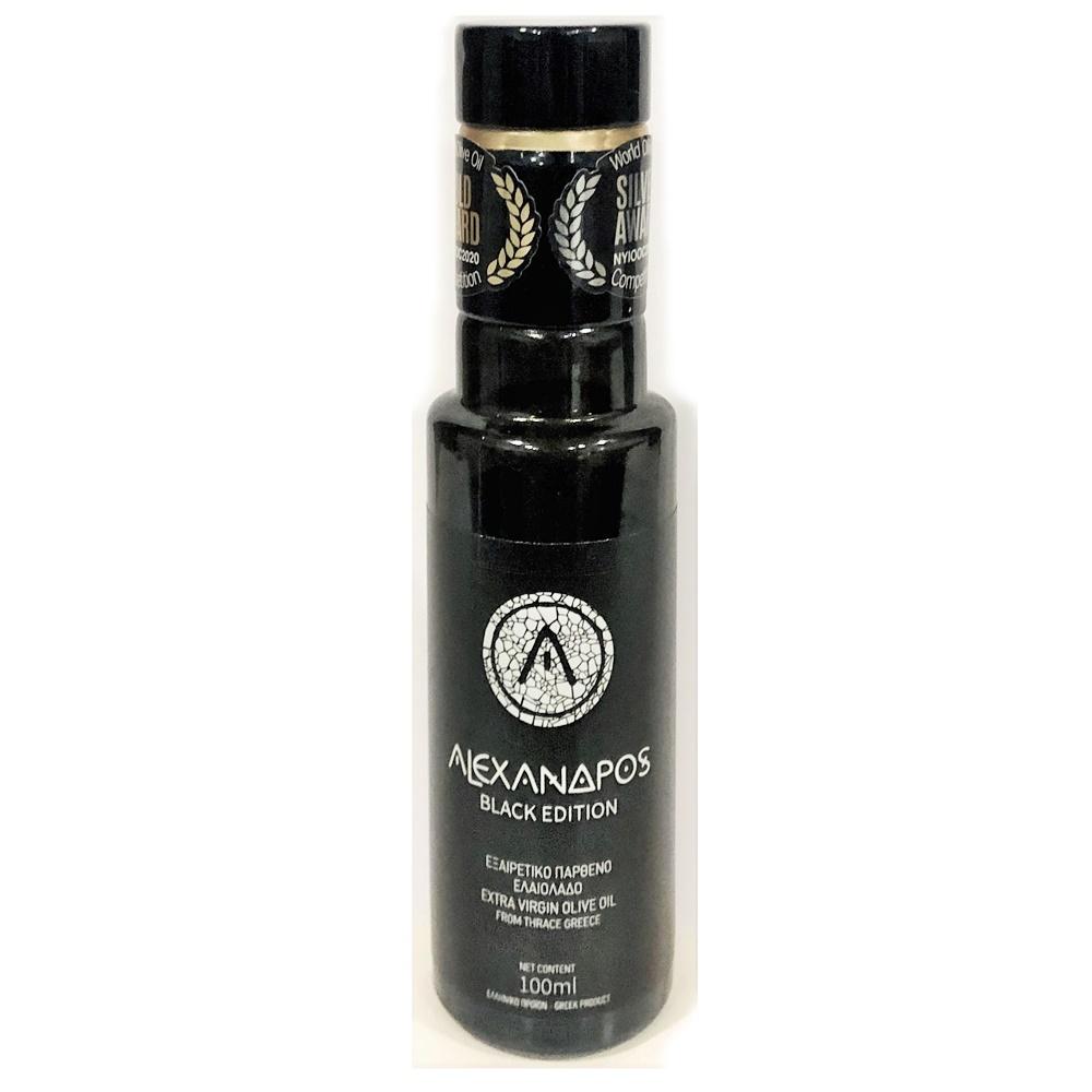 Ulei de masline Extravirgin BLACK Edition 100ml – ALEXANDROS