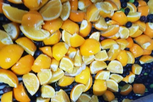 Ulei de Masline dressing portocale